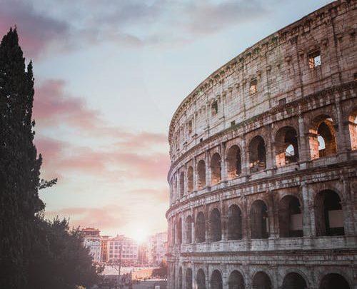 Verschillende Rome bezienswaardigheden